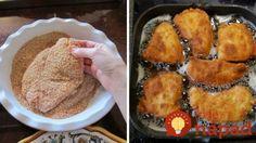 Perfektný trik na prípravu rezňov: Pridajte do strúhanky túto surovinu a budú omnoho lepšie!