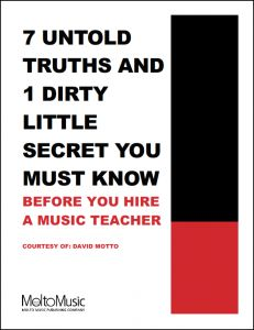 Download the eBook: How to Find the Best Music Teacher