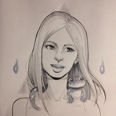 Jessica Guarnido Tumblr Blog