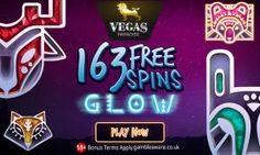 VegasParadise-163-Spins-Glow