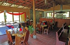 Hotel El Bosque has comfortable cabins suitable for couples or families and the hotel has very good prices for student groups. #CostaRica | monteverdetours.com