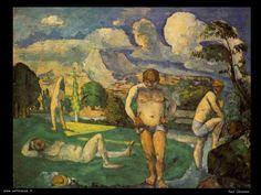 116 Fantastiche Immagini Su Cézanne