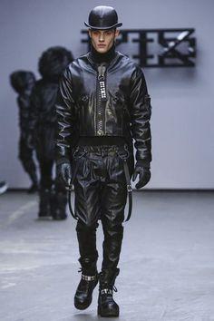 KTZ Menswear Fall Winter 2015 London