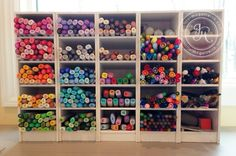 the perfect storage for copic markers, markers and other crafting tools