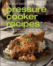 400 pressure cooker recipes!