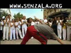 Association Senzala Lyon - MESTRE CHAO