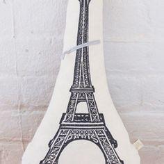 Eiffel Cushion