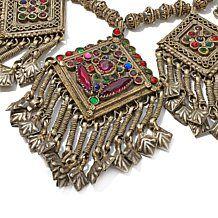 "Iris & BAJALIA ""Vintage Antiquity"" Necklace"