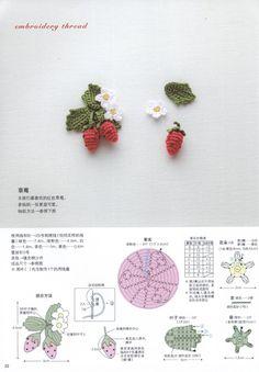Crochet lace vol 4 2013 by Stellaria - issuu