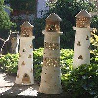 Ceramic Lantern, Ceramic Pots, Ceramic Pottery, Clay Houses, Ceramic Houses, Japanese Stone Lanterns, Pottery Courses, Pottery Handbuilding, Pottery Painting Designs