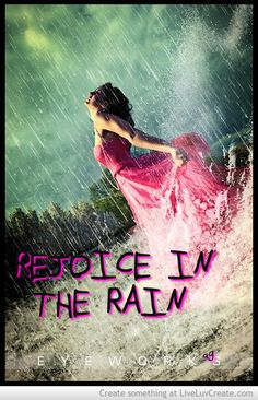 .THE SWEET SMELL OF A ~~SPRINGTIME  RAIN~~~