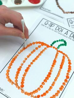 Know The Secret To A Great Morning! Just one of 35 Morning Work Station activities for November. Come check out all these engaging and ideas to start your morning right.Just one of 35 Morning Work Station activities for November. Come check out all these Theme Halloween, Halloween Crafts For Kids, Halloween Activities For Preschoolers, Halloween Preschool Activities, Kindergarten Halloween Party, Preschooler Crafts, Preschool Art Projects, Daycare Crafts, Halloween 2019