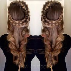 Stylish Hairstyle Ideas for Girls 2016