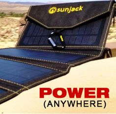 The vulnerability of our ailing electrical grid can cause widespread power outages. With fears of cyber terror and the need for sustainable power in off grid events, the SunJack® would make a great addition to your supplies. Read the review!