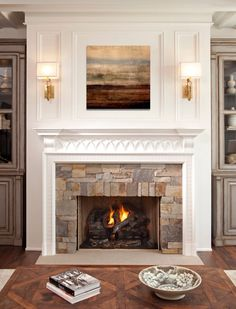 109 best fireplace and mantels images on pinterest fire places rh pinterest com