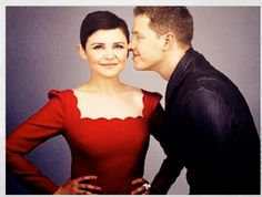 Ginnifer Goodwin and Josh Dallas of Once Upon A Time Que casal perfeito! Ouat Snow White, Snow White Prince, Once Upon A Time, Snow And Charming, Prince Charming, Josh Dallas And Ginnifer Goodwin, Captain Swan, Celebs, Celebrities