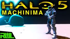 HALO 5 | MACHINIMA / WEAPON LOWERING TUTORIAL (Halo 5 Guardians)