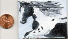 20 DollHouse RoomBox 1.5x2 mini Pro Artist Canvas Panel