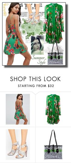 """set 125"" by fahirade ❤ liked on Polyvore featuring ASOS, Brognano, Little Mistress and NOVICA"