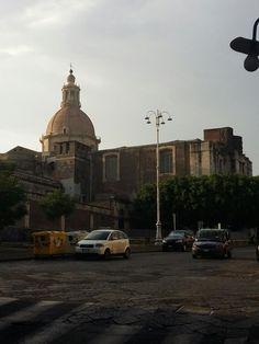 Monastero dei Benedettini, Catania: