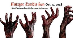 We're proud to be sponsoring the Metzger Zombie Run tomorrow! Check in starts at 3pm race at 4pm. #zombie #zombierace #zombierun #metzgerzombierun2016 #brca #brcagene #mbc #metastaticbreastcancer #thisiscle #cleveland #fb