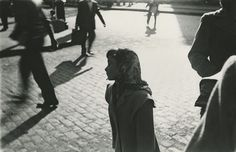 Saul Leiter exhibit - Scarf, c.1948