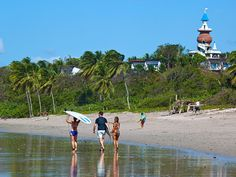 Nosara, Costa Rica - One of National Geographic's World's 20 Best Surf Towns