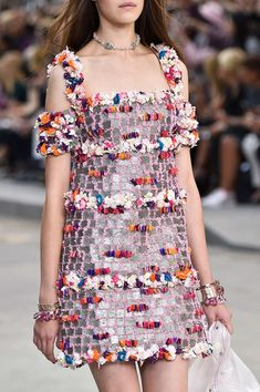 Chanel at Paris Fashion Week Spring 2015 - StyleBistro