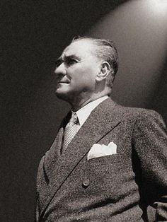 Atatürk Republic Of Turkey, The Republic, Blond, Ottoman Turks, The Turk, Turkish Art, Great Leaders, Embedded Image Permalink, My Hero