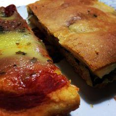 #Pizza o #scacciata ?? Questo è il grande dilemma di questa serata  voi cosa preferite? #ricettelastminute #love #food #italia #italy #sicily #sicilia #catania
