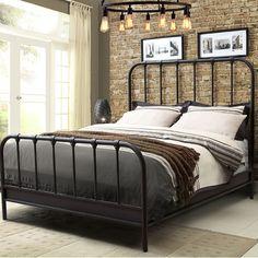 Mateo Panel Bed
