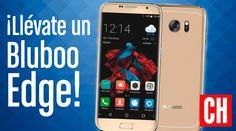 ¡Llévate un smartphone Bluboo Edge!