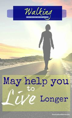 Walking for health: Simply walking 15-30 minutes every day for the rest of your life may help you live as much as YEARS longer. Walk for fitness. Walking Training, Walking Exercise, Walking Workouts, Race Training, Training Equipment, Marathon Training, Health Quotes, Fitness Quotes, Health And Fitness