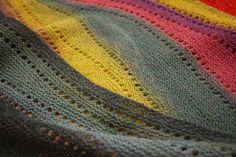 Kauni4 Knitting Patterns, Knit Crochet, Wool, Blanket, Handmade, Knit Patterns, Hand Made, Blankets, Crochet