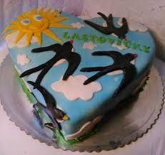 Výsledok vyhľadávania obrázkov pre dopyt torta s lastovičkou