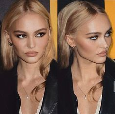 jordyn woods red table talk Loving you is the most difficult and the most beautiful feeling Lily Rose Depp Style, Lily Rose Melody Depp, Beauty Makeup, Hair Makeup, Hair Beauty, Pretty People, Beautiful People, Estilo Madison Beer, Lily Depp