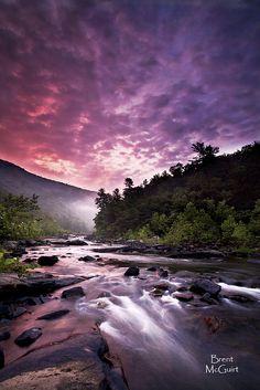☀Goshen Pass Maury River  Rockbridge Baths, VA ~ Redemption by Brent McGuirt Photography *