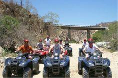 ATV Migri�o Beach and Desert Tour with Cactus