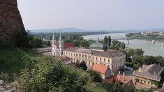 Vista do Danúbio - Basílica de Esztergom - Hungria © Viaje Comigo Mansions, House Styles, Renaissance Architecture, Stair Steps, City, Traveling, Fotografia, Mansion Houses, Manor Houses