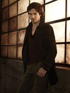 The Vampire Diaries-Damon Salvatore
