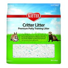 Premium quality potty training Litter are specially formulated to be dust free and super absorbent. The sanitary solution for spot training ferrets, rabbits, pet rats and other small animals. Rabbit Litter Box, Paper Cat Litter, Litter Pan, Pet Rats, Pets, Ferrets Care, Pet Rat Cages, Best Cat Litter, Cool Cats