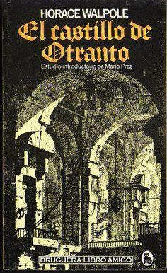 Acerca de la Novela Gótica y la Literatura de lo Sobrenatural