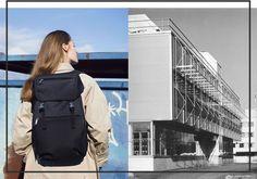 Herttoniemi Kortteli backpack