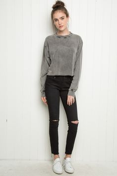 Brandy ♥ Melville | Nancy Sweater - Sweaters - Clothing