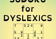 Font for dyslexia. Conflicting information on whether or not it works, but interesting idea.