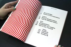 Irregular Book on Behance