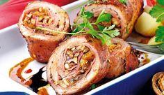 ТОП-5 новогодних рецептов мясного рулета - Рецепты. Кулинарные рецепты блюд с фото - рецепты салатов, первые и вторые блюда, рецепты выпечки, десерты и закуски - IVONA - bigmir)net - IVONA