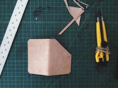 DIY Single Fold: Leather Wallet | Wolftree