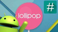 Root Lollipop