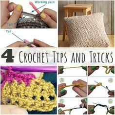 Crochet tips and tricks